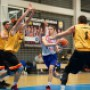 """,,Tauragės"""" ekipa neatsilaikė prieš jaunuosius ,,KEGA LT"""" krepšininkus"""